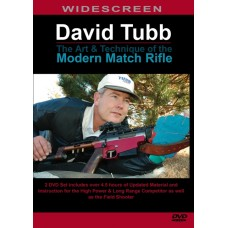 "David Tubb Presents ""The Art & Technique of the Modern Match Rifle"""