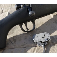 David Tubb T7T two-stage trigger (fits remington 700 style actions) Left Hand; Standard Weight