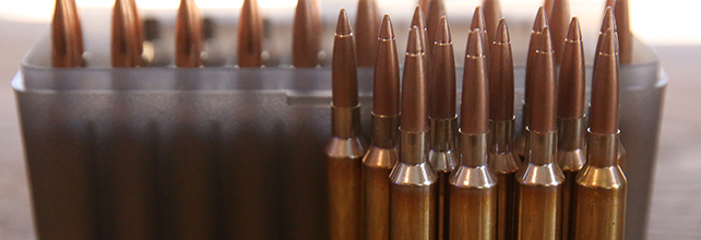 Tubb® DTAC Precision Loaded Ammunition