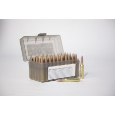 DTAC .308 Precision Loaded Ammo (50 Rounds)