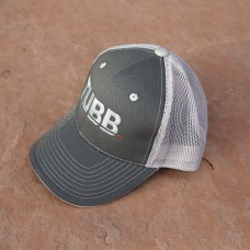 Tubb mesh back baseball cap (Gray)