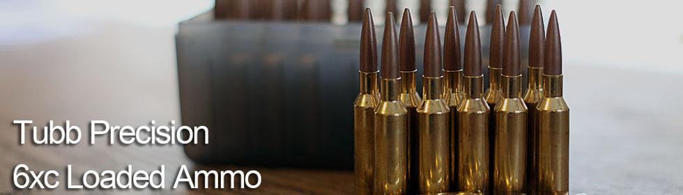 6XC Loaded Ammo