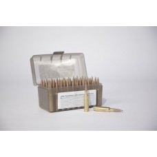 DTAC 6XC Precision Loaded Ammo with Nosering Application (50 Rounds)