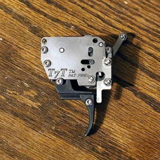 David Tubb T7T two-stage trigger (fits 50 BMG actions with Remington style hangers) Right Hand